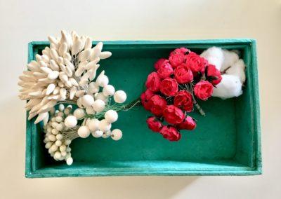 fleurs-papier-blanc-rouge